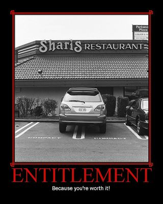 Entitlement chrisb in sea